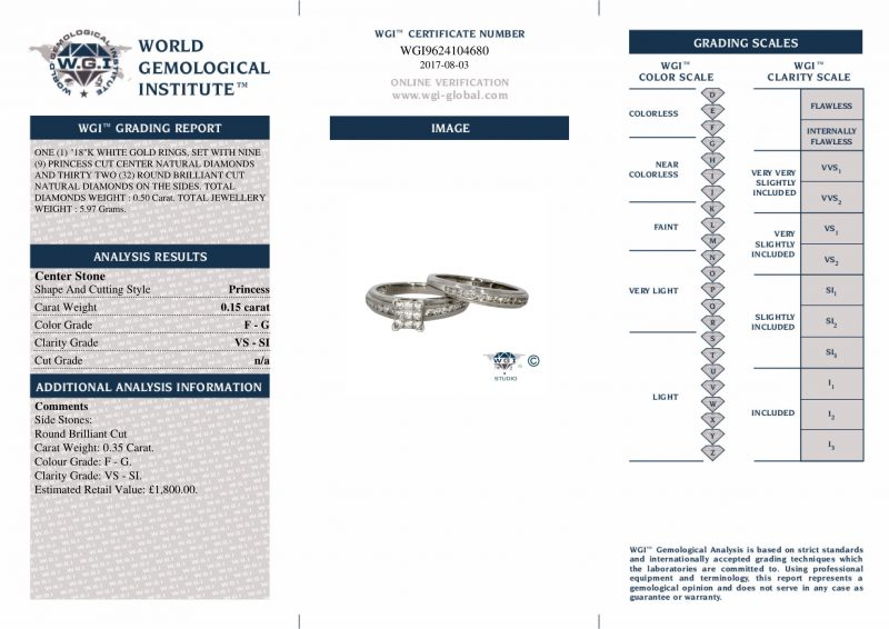 Shop Pre-Owned Diamond Ring Sets