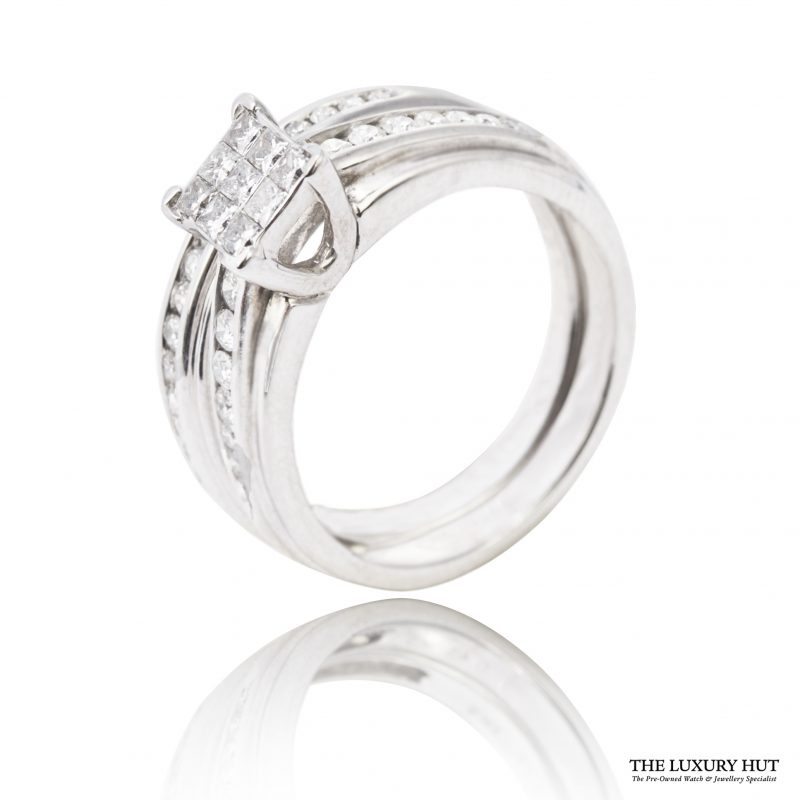 Shop Pre-Owned Diamond Ring Sets- Order Online Today For Next Day