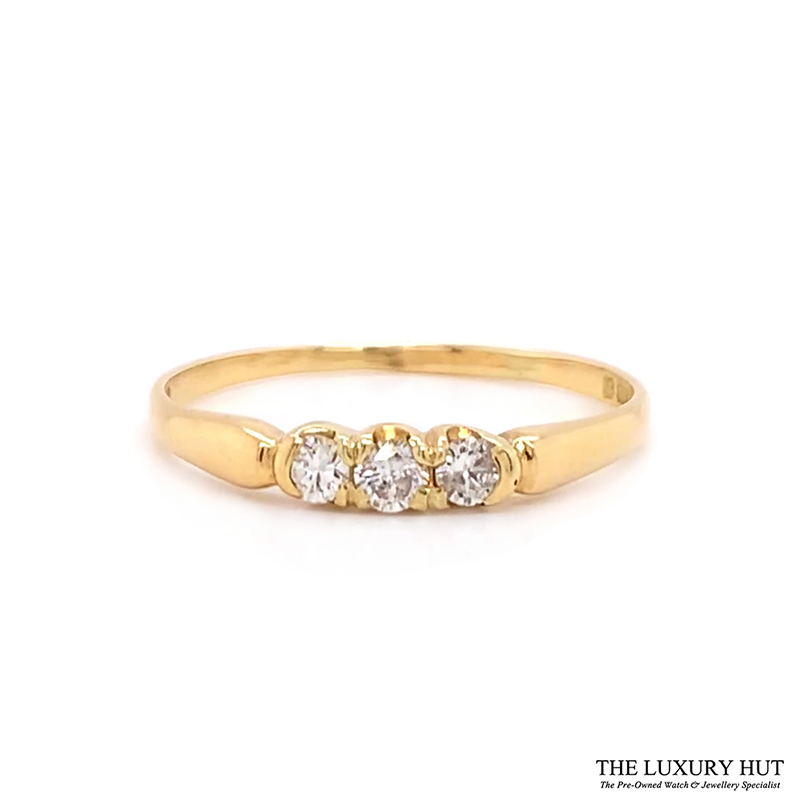 Shop Pre-owned Vintage Diamond Rings - Order Online Today for Next Day Delivery