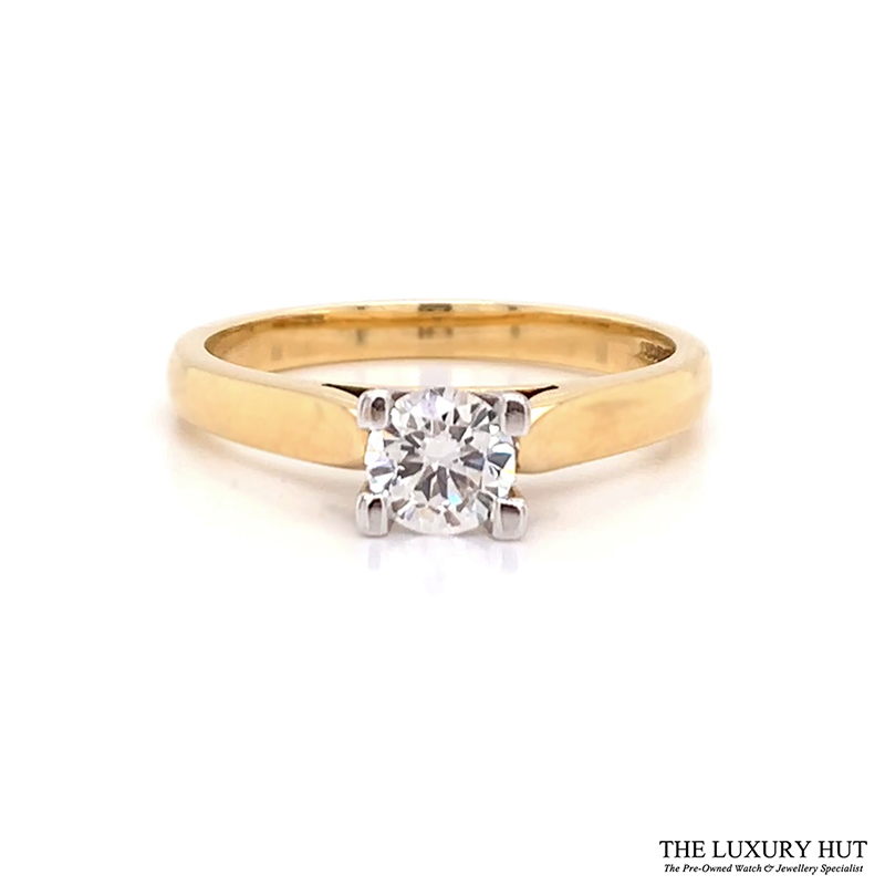 Shop Pre-Owned Certified Diamond Rings - Order Online Today For Next Day Delivery - Sell Your Diamond Jewellery To The Luxury Hut London
