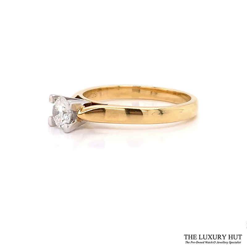 Shop Pre-Owned Certified Diamond Rings - Order Online Today For Next Day Delivery - Sell Your Diamond Jewellery