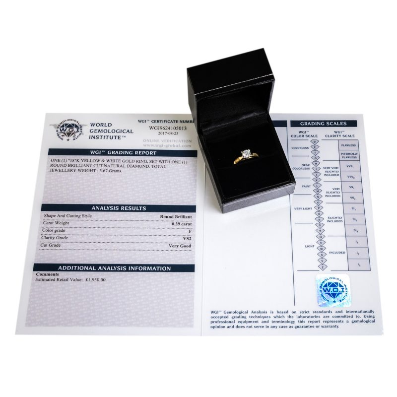 Shop Pre-Owned Certified Diamond Rings - Order Online Today For Next Day Delivery - Sell Your Diamond Jewellery To The Luxury Hut