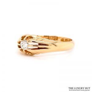 Shop 9ct Gold Diamond Engagement Ring - Order Online Today For Next Day