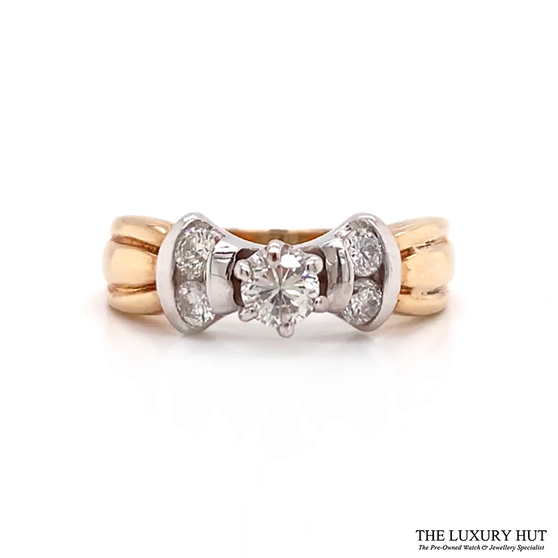 Shop 9ct White Gold Diamond Rings - Order Online Today for Next Day Delivery