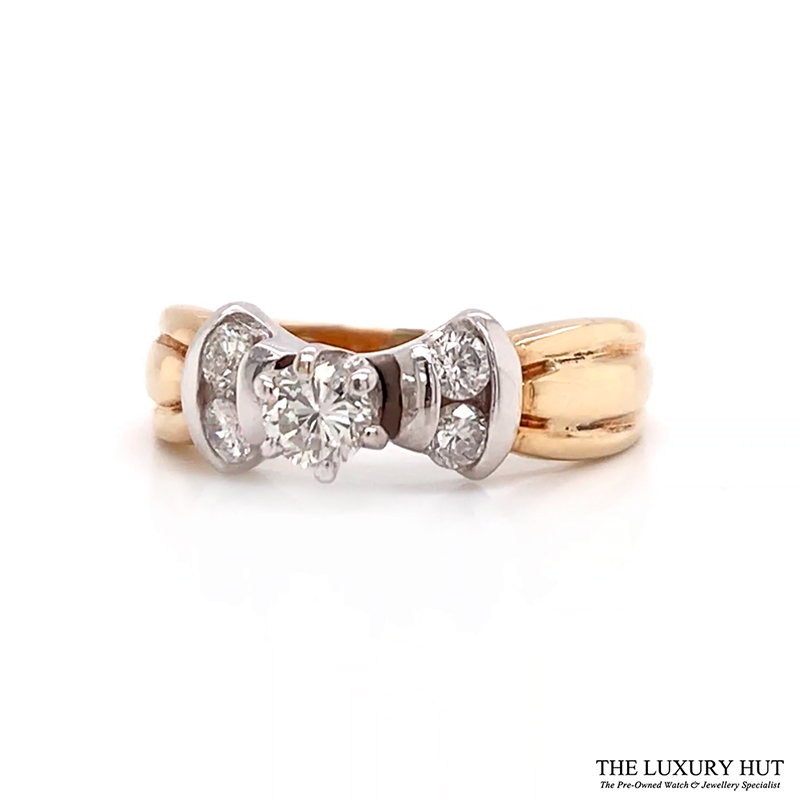 Shop 9ct White Gold Diamond Rings - Order Online Today for Next Day