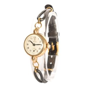 Shop Tudor Ladies Vintage 9ct Gold Watch- Order Online Today For Next Day Delivery - Sell Your Tudor Watch To The Luxury Hut London