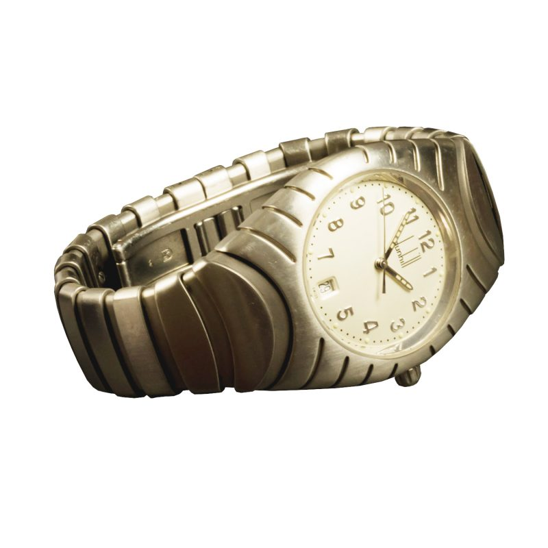 Dunhill Gents Steel Quartz Watch - Order