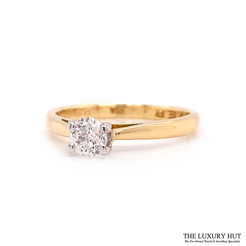Shop Certified Diamond Rings - Order Online Today For Next Day Delivery - Sell Your Old Diamond Jewellery To The Luxury Hut