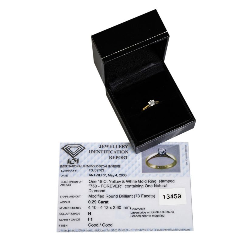 Shop Certified Diamond Rings - Order Online Today For Next Day Delivery - Sell