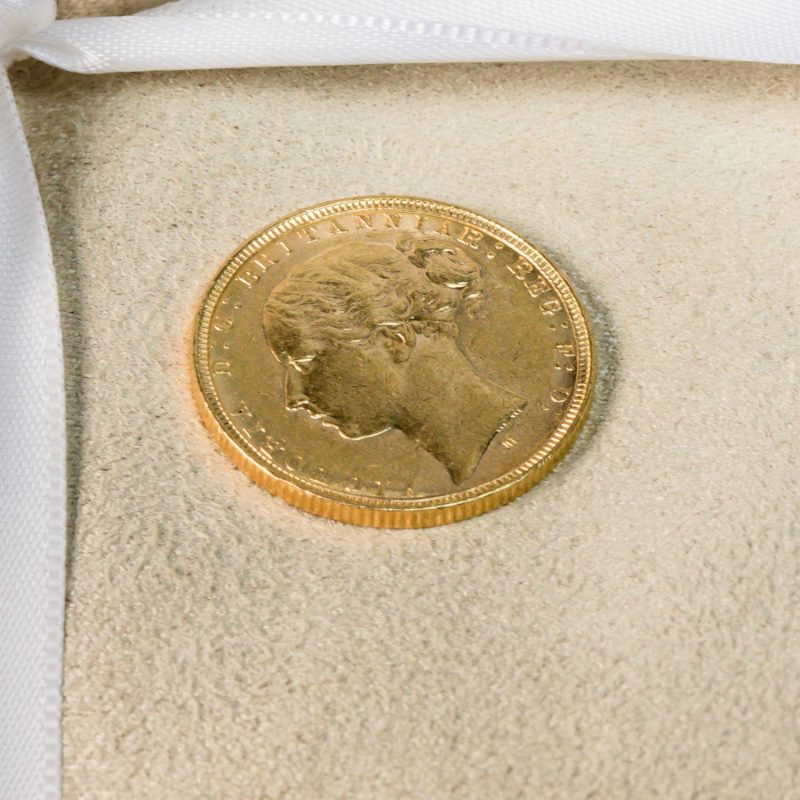 Shop 22CT Melbourne Mint Full Sovereign Gold Coin - Order Online Today for Next Day Delivery - Sell Your Gold Coins