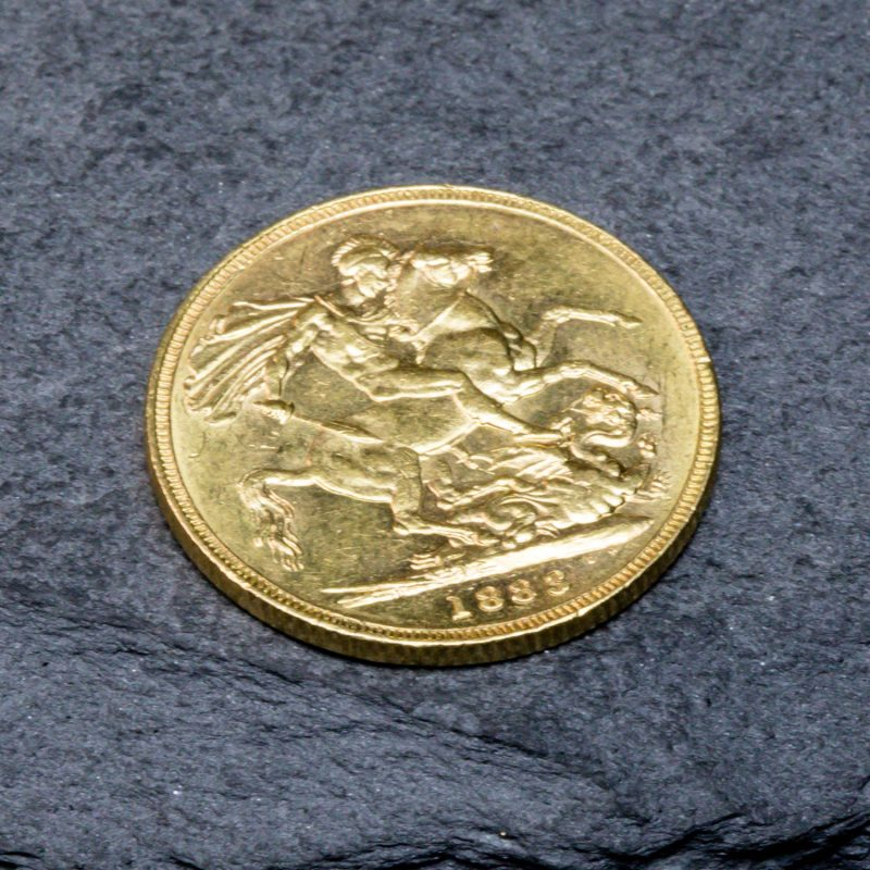 Shop 22CT Melbourne Mint Full Sovereign Gold Coin - Order Online Today for Next Day
