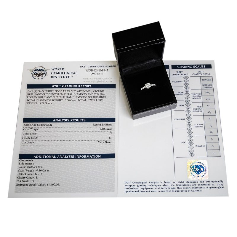 Shop Pre-Owned Diamond Rings - Order Online