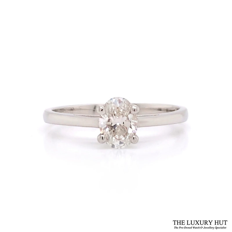 Shop Pre-Owned Platinum Diamond Rings - Order Online Today For Next Day Delivery
