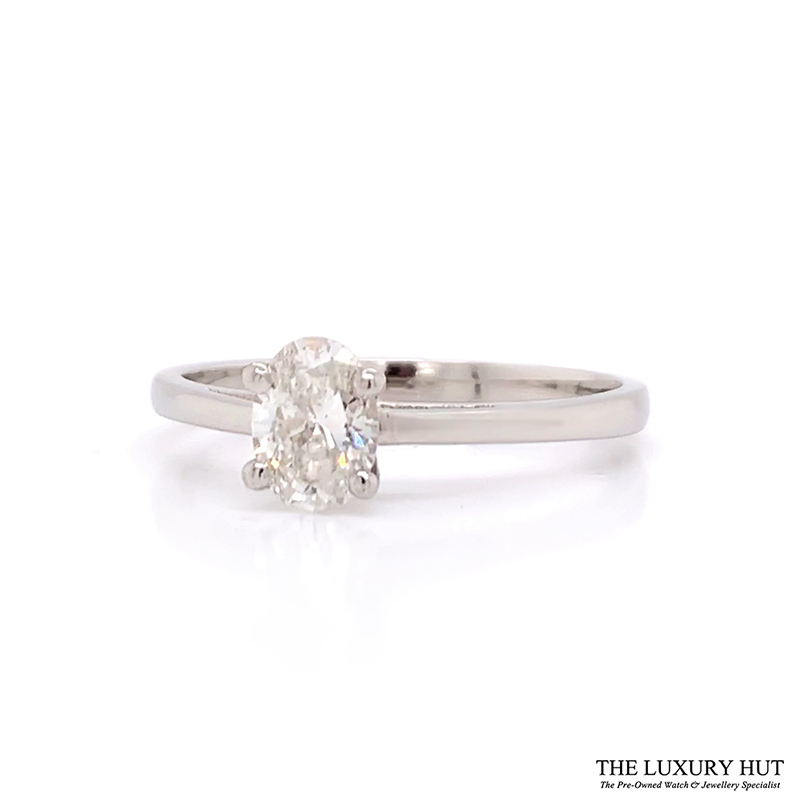 Shop Pre-Owned Platinum Diamond Rings - Order Online Today For Next Day