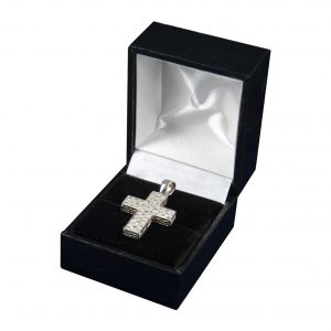 Shop Pre-Owned Diamond Cross Pendant Jewellery - Order Online Today