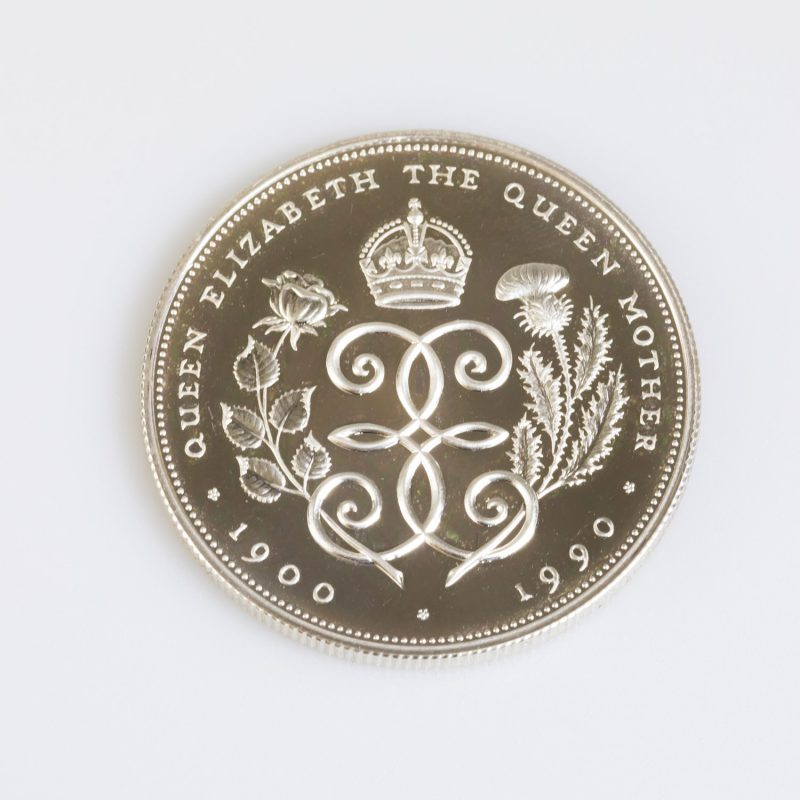 Shop Queen Elizabeth Silver £5 Coins