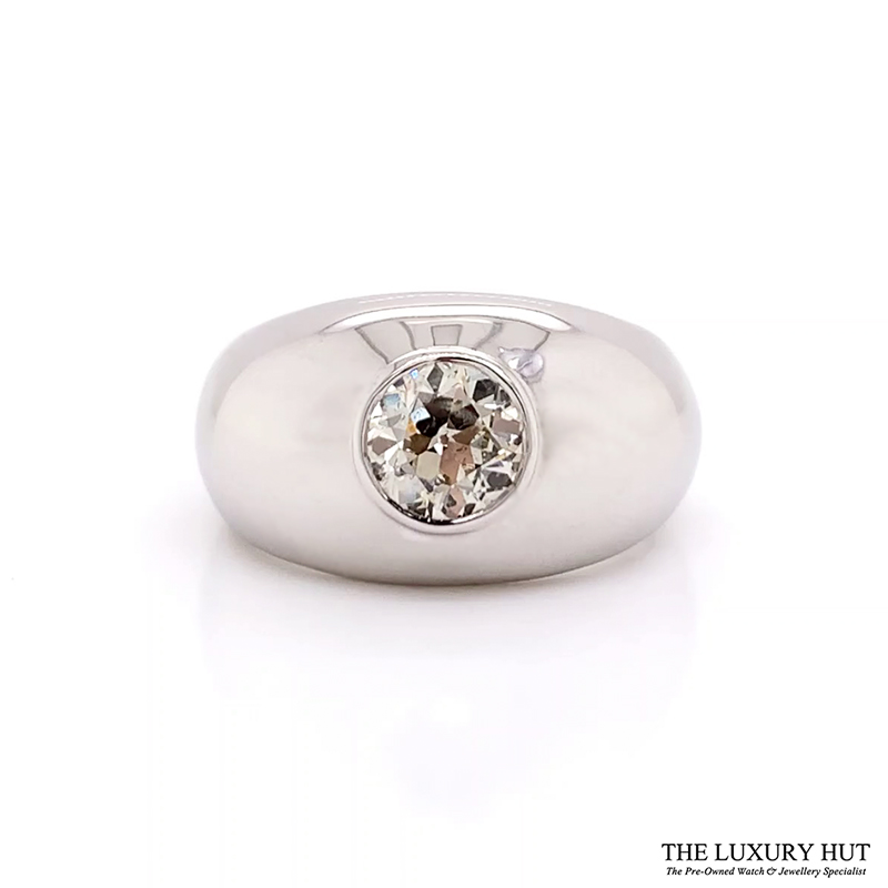 9ct White Gold Diamond Ring Order Online Today For Next Day Delivery