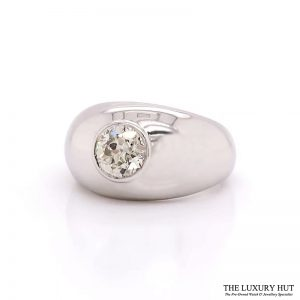 9ct White Gold Diamond Ring Order Online Today For Next Day