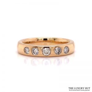 Shop 18CT Yellow Gold Wedding Band Ring - Order Online Today For Next Day Delivery