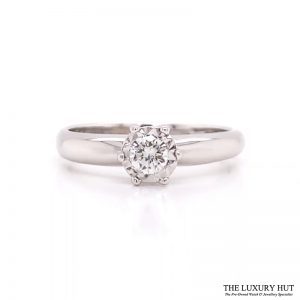 Shop 9ct Yellow Gold Diamond Engagement Ring - Order Online Today For Next Day Delivery