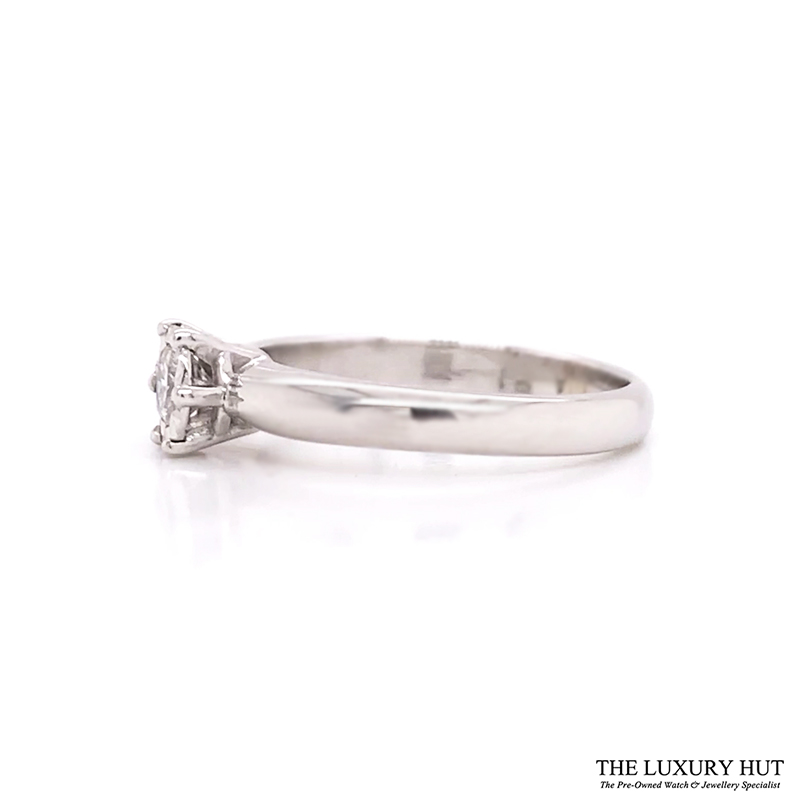 Shop 9ct Yellow Gold Diamond Engagement Ring - Order Online