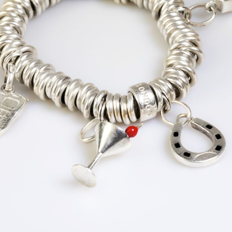 Shop Sterling Silver Links Of London Sweetie Bracelet - Order Online Today For Next Day