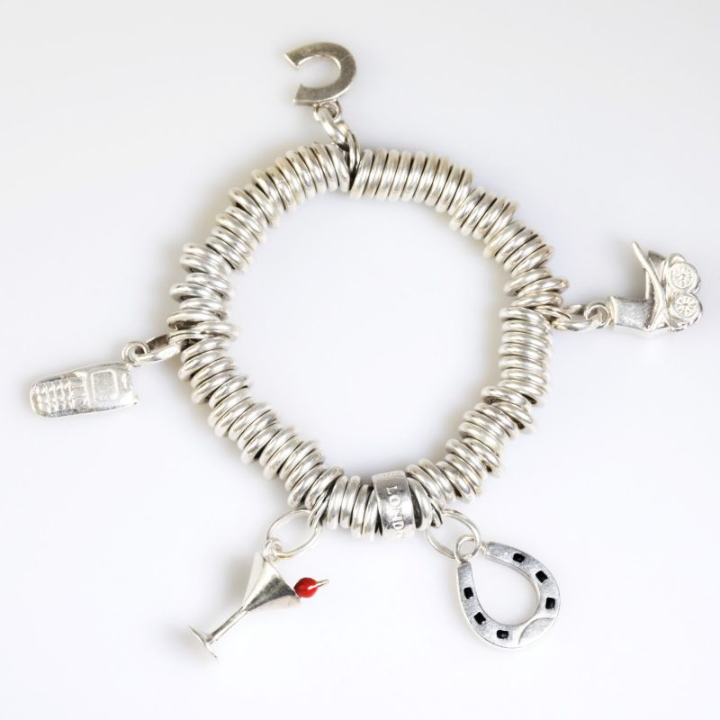Shop Sterling Silver Links Of London Sweetie Bracelet - Order Online Today