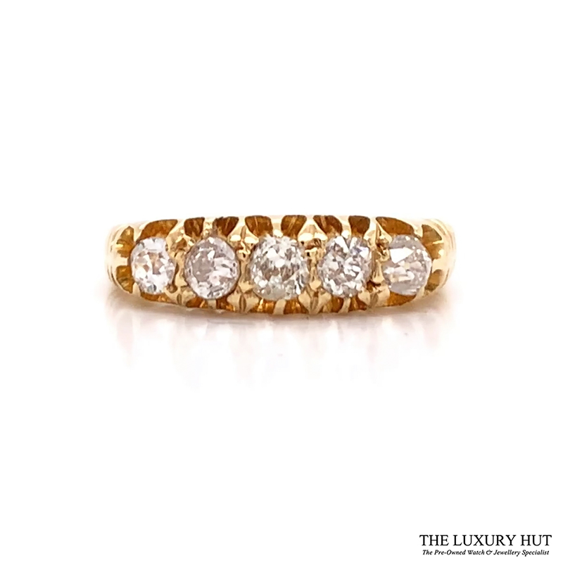 Shop Eternity Pre-Owned Diamond Rings - Order Online Today For Next Day Delivery - Sell Or Part Exchange Your Diamond Jewellery At The Luxury Hut London