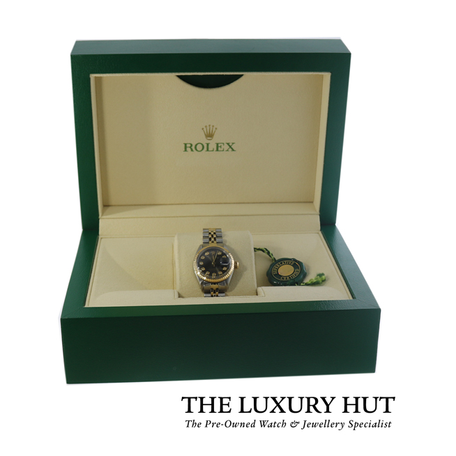 Rolex Lady Datejust Diamond Dial Ref: 179173 - Order Online Today For Next Day Delivery - Sell Your Old Rolex