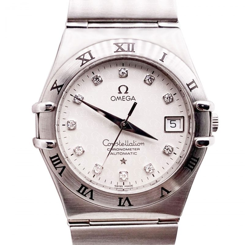 Omega Constellation Diamond Set Watch Ref: 1504.35.00 - Order Online Today