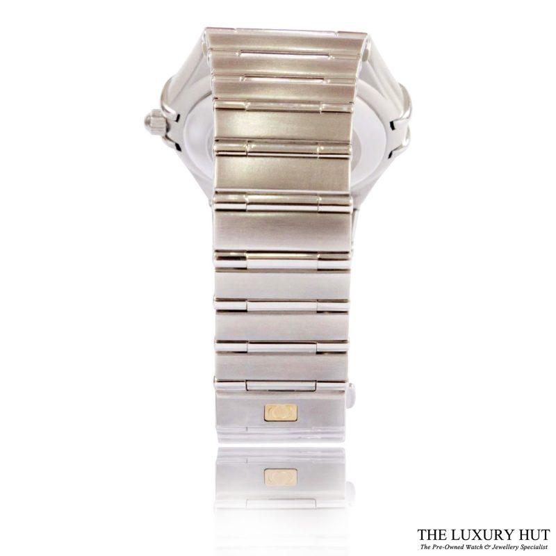 Omega Constellation Diamond Set Watch Ref: 1504.35.00 - Order Online
