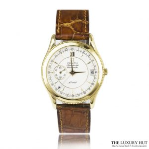 hop Zenith Elite GMT 18ct Gold Limited Edition Watch - Order Online Today For Next Day Delivery