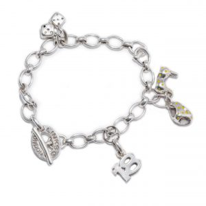 Links Of London Sterling Silver Charm Bracelet - Order Online Today For Next Day Delivery