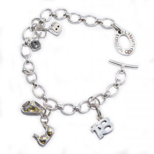 Links Of London Sterling Silver Charm Bracelet - Order Online Today