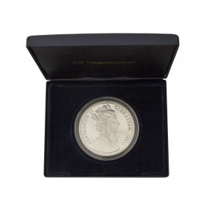 2008 Great Britain Gibraltar Trafalgar Silver Proof £10 Coin - Order Online Today For Next Day Delivery