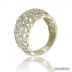 Shop 9ct Yellow Gold 0.15ct Certified Single Cut Diamond Ring – Order Online Today