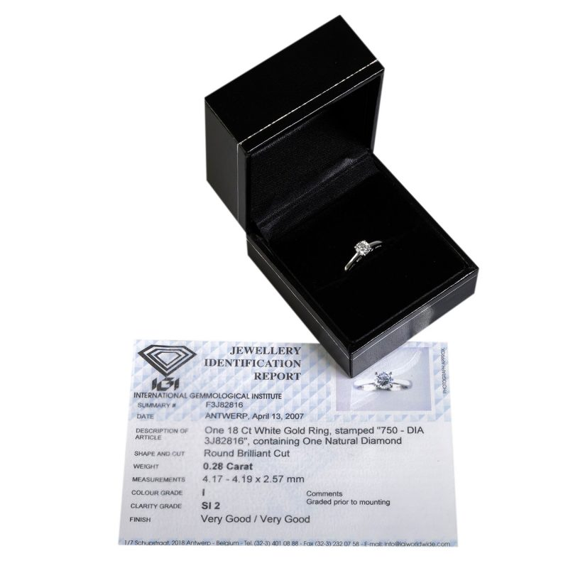 Shop Pre-Owned Certified Diamond Rings - Order Online Today