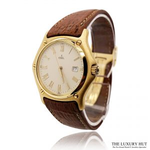 Ebel 1911 18ct Gold Classic Watch Ref 887902- Order Online Today For Next Day