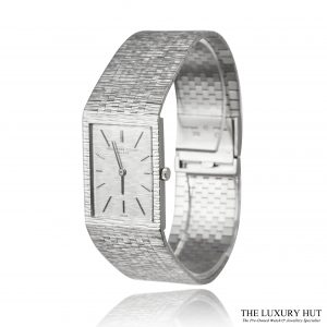 Shop Audemars Piguet Vintage 18ct White Gold Watch - Order Online Today For Next Day