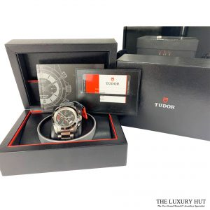 Tudor Grantour Chronograph 2016 Watch Ref 20530N Full Set - Order Online Today For Next Day
