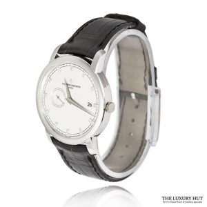 Vacheron Constantin White Gold Diamond Dial 87172 Order Online Today For Next Day Delivery - Sell Your Vacheron Constantin Watch To The Luxury Hut