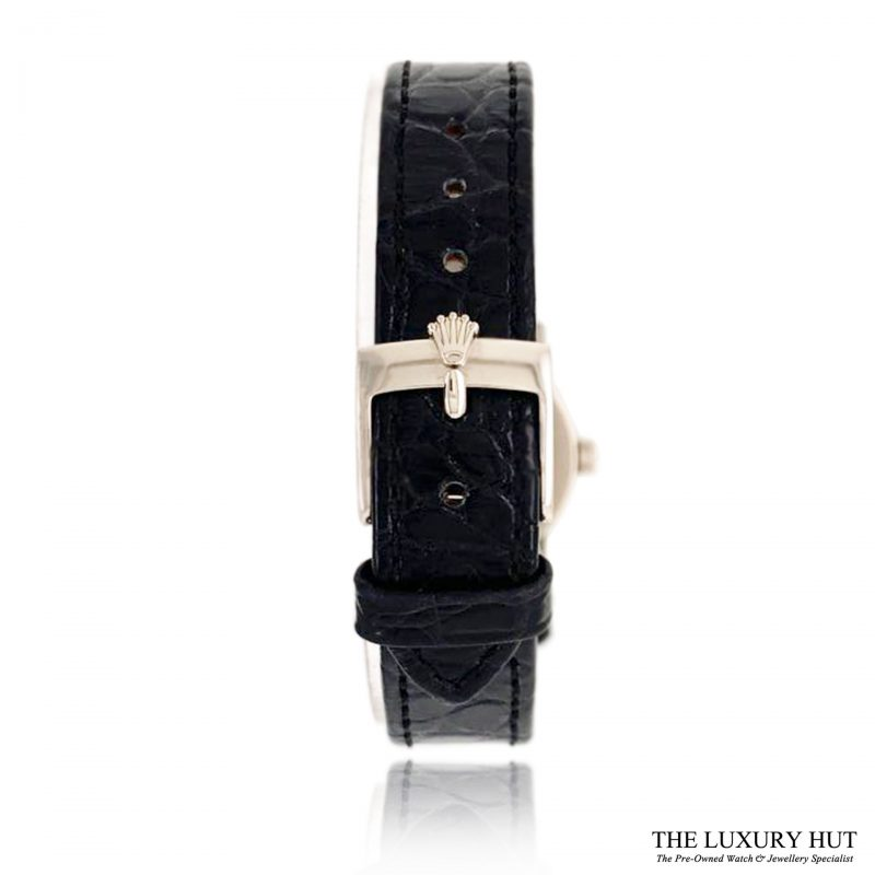 Rolex Cellini 18ct White Gold 2013 Full Set Ref 6110/9 Order Online Today For Next Day Delivery