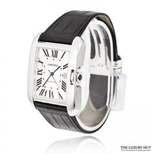 Cartier Tank Anglaise 18ct White Gold - Full Set Ref W5310033 Order Online Today For Next Day Delivery - Sell Your Cartier Watch To The Luxury Hut