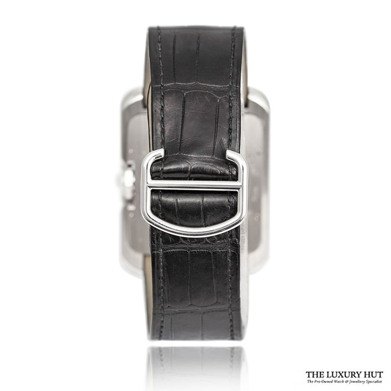 Cartier Tank Anglaise 18ct White Gold - Full Set Ref W5310033 Order Online Today For Next Day Delivery - Sell