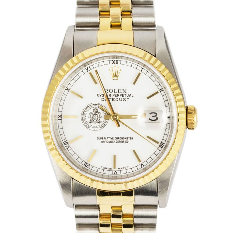 Rolex Nigeria Head Of State Datejust Oyster Perpetual Date 16233- Order Today