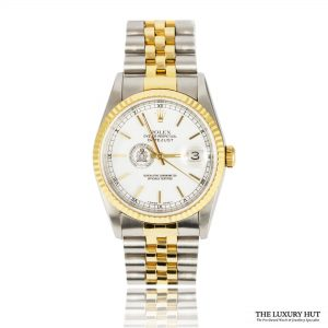 Rolex Nigeria Head Of State Datejust Oyster Perpetual Date 16233- Order Online Today For Next Day Delivery - Sell Your Old Rolex To The Luxury Hut London