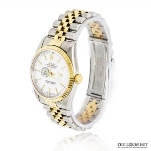 Rolex Nigeria Head Of State Datejust Oyster Perpetual Date 16233- Order Online Today For Next Day Delivery - Sell Your Old Rolex To The Luxury Hut