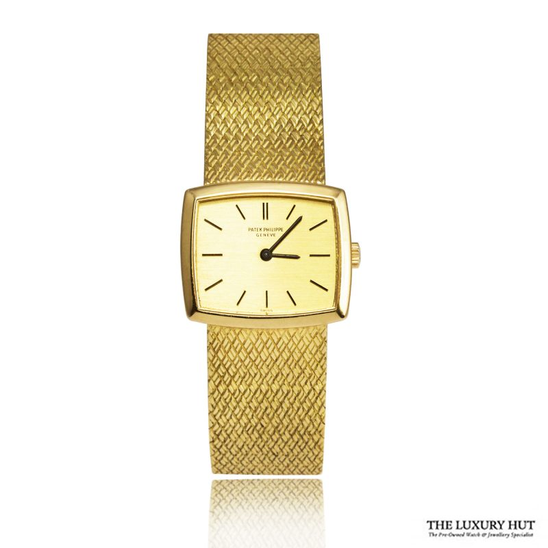 Patek Philippe 18ct Yellow Gold Ref 3352/1 Order Online Today For Next Day Delivery - Sell Your Patek Philippe Watch To The Luxury Hut London