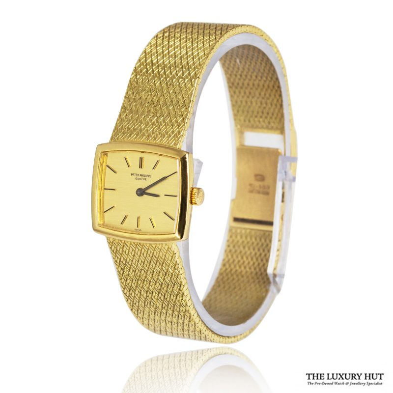 Patek Philippe 18ct Yellow Gold Ref 3352/1 Order Online Today For Next Day Delivery - Sell Your Patek Philippe Watch To The Luxury Hut