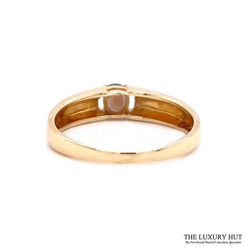 9ct Yellow Gold Tourmaline Solitaire Dress Ring Ref 24141 Order Online